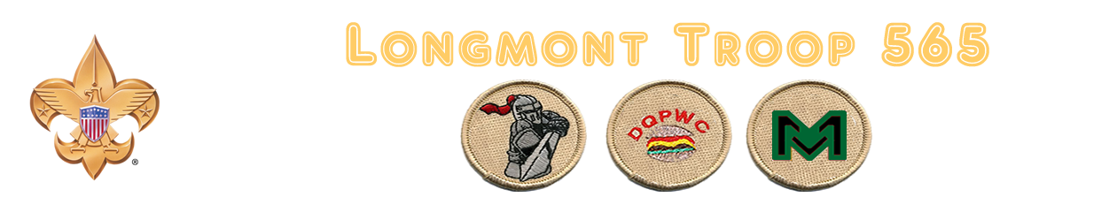 Longmont Troop 565, Longmont, Colorado